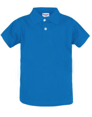 Polo Piqué Infantil-32412